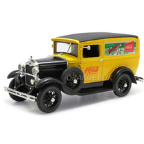 Ford Model A 1931 Coca-cola 1:18 Motor City Classics 425752
