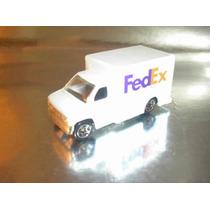 ( L - 180 ) Matchbox Caminhão Ford Correios - Fedex