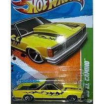 (bx29) Hw Hot Wheels 2011 Th Treasure Hunt 80 El Camino Novo