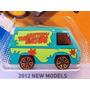 The Mystery Machine - Van Do Scooby-doo! - Hot Wheels 2012-
