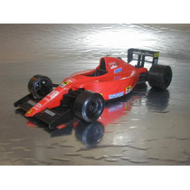 ( L - 340 ) Burago 1:24 Ferrari F-1 Número 28 Do Berger