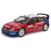 Citroen Xsara Wrc 2004 Rally Monte Carlo Autoart 1:18 80437