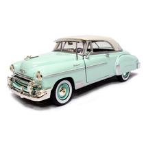 Chevy Bel Air 1950 Esc. 1:24 Motor Max Promoção