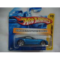 E Hot Wheels (547) Corvette Zr1 - Collecting Toys Dolls
