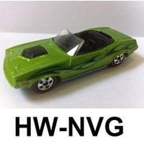 Hot Wheels 70 Plymouth Barracuda Since 68 (loose)