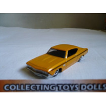 Hot Wheels (366) Chevelle 69 - Collecting Toys Dolls