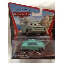 Disney Pixar Cars 2 Petrov Trunkov Mattel 1/64