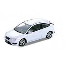 Ford Focus St Miniatura Carrowelly Branco Ferro Frete Gratis
