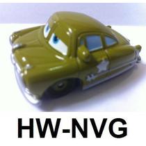 Disney Pixar Cars Mini Adventures Doc Hudson Verde