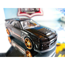 Hot Wheels Nissan Skyline Gt-r R34 158/2013 Lacrado