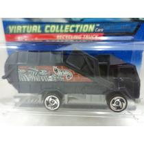Hot Wheels - Recycling Truck - 2000 - Lacrado E Raro!