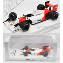 1/43 Mclaren Mp4/4 Honda Ayrton Senna Campeão F1 1988 Suzuka