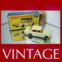 1969 Matchbox Lesney Ford Corsair + Box Original - Cx Az