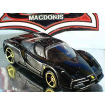 Hot Wheels Enzo Ferrari Fte 194/2006 Lacrada No Blister !
