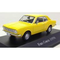 Col. Carros Inesquecíveis Brasil Vol.21 Ford Corcel (1970)