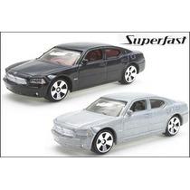 Matchbox Superfast Dodge Charger R/t (novo E Lacrado) 2005