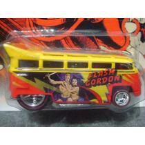 Hot Wheels - Volkswagen T1 Drag Bus (kombi) - Flash Gordon