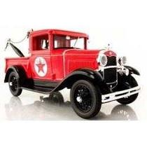 Ford Model A Truck 1931 1/18 Signature Guincho Promoção Raro