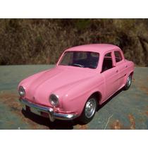 Miniatura Renault Dauphine - Clássicos Nacionais