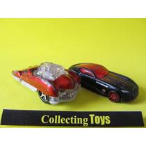 Hot Wheels - Chrysler + Mcdonald