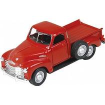 Miniatura Metal Caminhonete - Pickup Chevrolet 1953 11 Cm