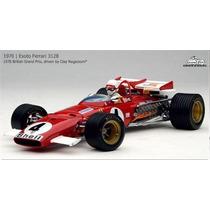 Miniatura Ferrari 312 B Clay Regazzoni Exoto 1/18 F1