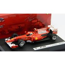 1:43 Felipe Massa Ferrari F10 Formula 1 2010