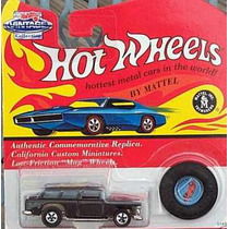 Hot Wheels Vintage Series Nomad (lacrado E Rara)