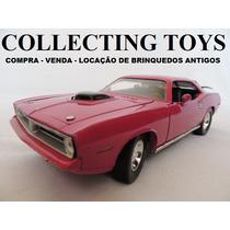 Plymouth Hemi Cuda 1970 - American Muscle - 1:18 (12 A)