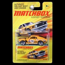 Matchbox Lesney Edition