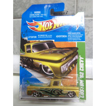 Hot Wheels - Custom ´62 Chevy - Treasure Hunt
