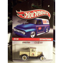 (bx13) Hw Hot Wheels Delivery 29 Ford Pickup Pe De Boi # New