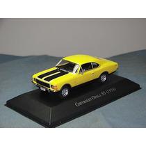 Coleção Carros Inesquecíveis Do Brasil Altaya Opala Ss 1976