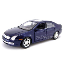 Ford Fusion 2006 1:24 Maisto Special Edition 31999-azul