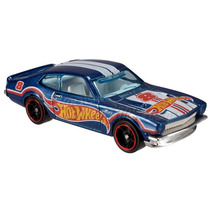 Hot Wheels Racing De 2012, 71 Maverick Grabber Azul