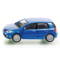 Miniatura Alema Siku 1437 Wv Golf 6 Carro Esporte 1:64 Lindo