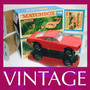 1976 Matchbox Lesney Mustang Customizado 1/64 - Nas 01