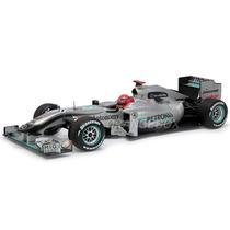 Mercedes Gp 2010 Michael Schumacher 1:18 Minichamps 100003