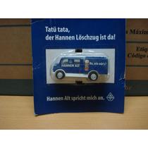 Caminhão Azul Hannen Alt - Made In Alemanha