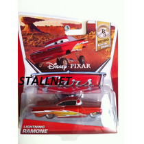 Disney Pixar Cars Ramone Lightning Tenho Shu Miguel Lewis