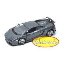 Motor Max 1:24 - Lamborghini Gallardo Superleggera - Grafite