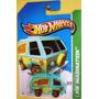 Van Mystery Machine 38/50 Hotwheels 2012 Scooby Doo Lacrado.