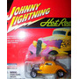 Johnny Lightning Hot Rods 1934 Ford Coupe (lacrado)