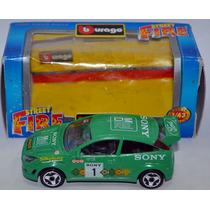 Burago Ford Focus Rally Sony