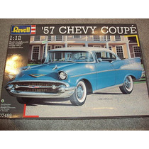 Revell 1/12 57 Chevy Coupe Miniatura N/ Tamiya