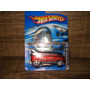 Customized Vw Drag Bus Mystery 2006 - Hot Wheels