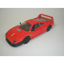 ( L - 340 ) Ferrari ( 1:24 ) F- 40 - 1987