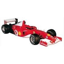 Ferrari F2002 Die Cast 1/43 Eaglemoss Panini Schumacher