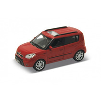 Kia Soul Super Miniatura Ferro Ótimo Carro Frete Gratis