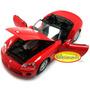 Motor Max 1:18 - 2003 Dodge Viper Srt-10 - Vermelho
